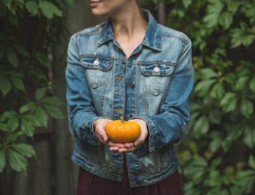 """Carving Season: Pumpkins and """"Me Time"""" (Strategies for Self-Care)"""