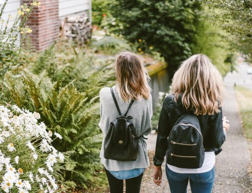 Finding Center When Your Child Leaves For College