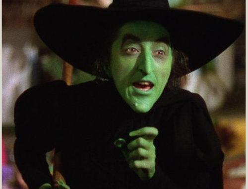 All Witches Aren't Bad: What the Wicked Witch of the West can Teach Us About Life
